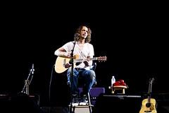 Chris Cornell @ London Palladium (Something For Kate) Tags: uk chris musician music london concert nikon guitar live gig band singer cornell palladium audioslave soundgarden chriscornell templeofthedog f14g d5100 lastfm:event=3206565