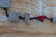 prove catalogo 032 (Basura di Valeria Leonardi) Tags: basura collane polistirolo reciclo cartadiriso riciclo provecatalogo