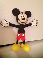 Mickey Mouse Birthday party Ideas Fofuchas (FofuchasHomemadeDolls) Tags: disneyland crafts mickeymouse disneyprincess handmadedoll fofucho happydoll foami prettydoll birthdaydecoration fofucha happyquote 3ddoll happyimage birthdaycenterpiece