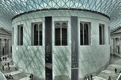 British Museum (Oras Al-Kubaisi) Tags: uk london museum hall main british