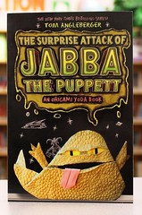 Surprise Attack of Jabba the Puppett (Vernon Barford School Library) Tags: new school fiction tom reading star book starwars high origami yoda puppet finger library libraries attack reads books read paperback puppets cover surprise junior jabba novel eccentric covers wars bookcover schools pick middle vernon quick fingerpuppets recent picks bookcovers middleschool paperbacks novels fictional fingerpuppet juniorhigh jabbathehut barford eccentricities eccentrics softcover quickpicks puppett middleschools quickpick vernonbarford softcovers interpersonalrelations angleberger jabbathepuppet jabbathepuppett 9781419711619