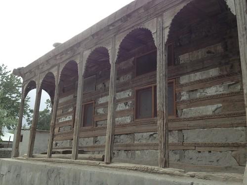 Masjid Ghzwapi Shiger Buit by Syed Mir Yahya Shiger
