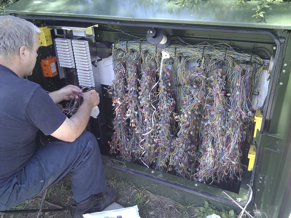 The Worlds Best Photos Of Cabinet And Fttc Flickr Hive Mind Wiring Openreach Box Bt Engineer Patching Old To Fibre Cherrygate House Tags