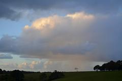 cloud and shower (dustaway) Tags: sky cloud rain landscape shower evening countryside cloudscape raincloud northernrivers alstonvilleplateau alphadale