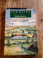 Oxfordshire Pub Walks (JJ Willow) Tags: england 30 pub walks unitedkingdom nick well flowing oxfordshire circular in boarshill channer sunningwell