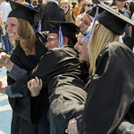 "<b>Luther College Commencement 2014</b><br/> Luther Celebrates the Graduating Class of 2014. Photo taken by Toby Ziemer.<a href=""http://farm6.static.flickr.com/5196/14099502747_eacdcba27f_o.jpg"" title=""High res"">∝</a>"