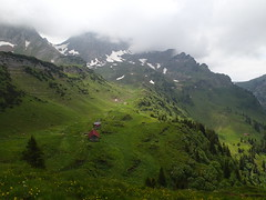 Rheintal SG - Alp Oberlänggli 1770 m (pe_ma) Tags: wanderung hike swiss mountains alp alm
