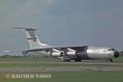 LOCKHEED C141A STARLIFTER 65-0269 USAF MAC (shanairpic) Tags: military c141 lockheedstarlifter alconbury usaf 50269 650269