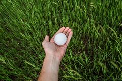 Hail (SP Burrows) Tags: hail thunderstorm stormchasing kansas