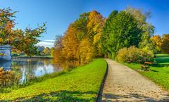 Autumn colors on a sunny day... (capvera) Tags: autumn colours automne couleurs park parc soleil sun