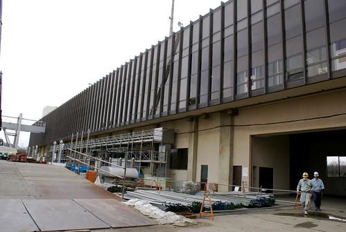 新川河口排水機場