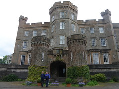 Caprington Castle