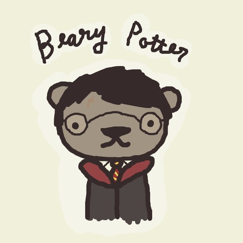 beary potter