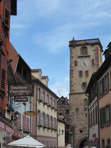 Ribeauvillé (Alsace), France