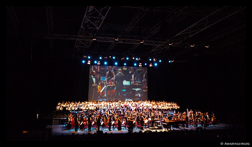 Joe Hisaishi(JAP) at Zénith, Paris