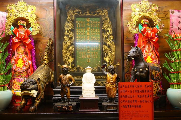 霞海城隍廟(義勇公)010