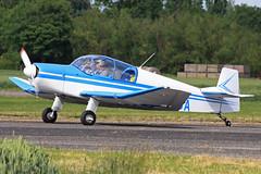 G-CESA (QSY on-route) Tags: club aero lincon sturgate egcs gcesa 04062011