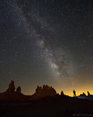 Stargazing - Winning Image, People and Space Category (Jeffrey Sullivan) Tags: travel copyright usa selfportrait me jeff nature june rock night canon way myself stars landscape outdoors photography photographer lifestyle roadtrip adventure explore astrophotography astronomy geology sullivan ambassador brand milky ultrawide formations active milkyway selfie nomadic 2011 earthandspace i 5dmarkii peopleandspace bestnewcomer wwwmyphotoguidescom competition:astrophoto=2011 ybs2011