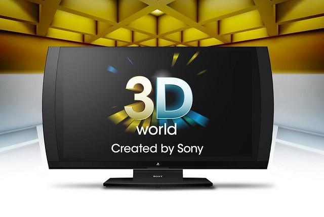 3D Gaming Display
