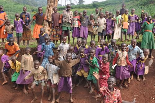 Goodbye Uganda