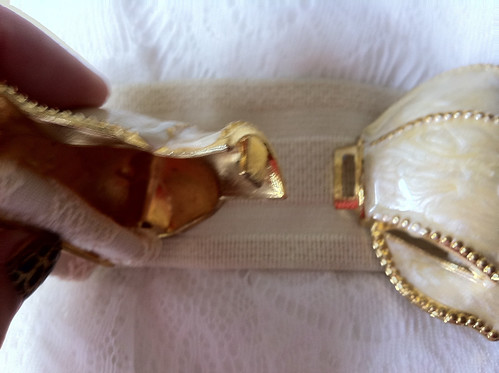 Faulty Belt Clasp