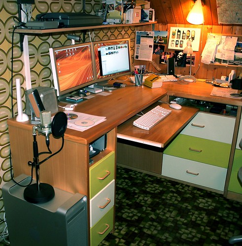 Computersetup März 2006