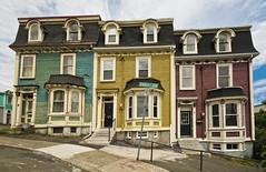 Jellybean Row (jackson.w.f.chu) Tags: houses canada newfoundland stjohns jellybeanrow sigma1020mmf456exdc duckworthstreet pentaxphotogallery jacksonchu