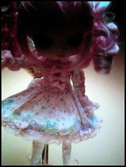 365 Toy Project, 96/365: Haunted Byul (BohemianDolls) Tags: toy scary doll haunted creepy figure cocotte angelicpretty byul 365toyproject
