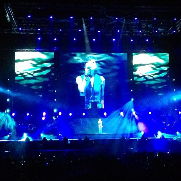 SANDY LAM MMXII Concert