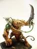 Rat Ogre Front (Camper_Bob) Tags: painting miniature fantasy warhammer ratogre
