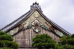 Nijo-jo (ELCAN KE-7A) Tags: castle japan kyoto pentax    k7 2011 nijyo