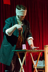 (PP Gettins) Tags: travel fiction west festival vintage time magic victorian science steam and timetravel morgan magicians chepstow magician steampunk waltzonthewye morganwest