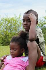 Niños Negros (Andrés Alejandro García) Tags: rio de colombia flickr foto amor negro felicidad feliz negra santander negros diversion pobreza desplazado quilichao