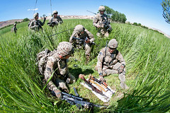 Weapons cache (The U.S. Army) Tags: afghanistan c airassault ghazni 2504pir