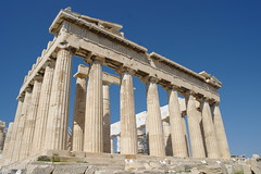 The Parthenon (keithmaguire ) Tags: greek temple ancient ruins europe european columns goddess hellas athens parthenon greece grecia atenas classical  athena griechenland grce templo athene hy  tempel athen templom grcia tempio tapnak  griekenland yunanistan  athnes atina   grecja  atene  chrm    athny   grgorszg witynia  ecko      yunani  lp     gresya