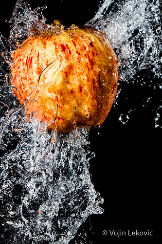 Apple Splash #2