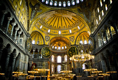 Hagia Sofia (Maríon) Tags: street travel turkey nikon istanbul marion reise tyrkia supermarion nesje d7000 marionnesje