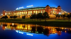 Rangers Ballpark in Arlington (Matt Pasant) Tags: cowboys arlington football baseball fireworks rangers canonef1740mmf4l