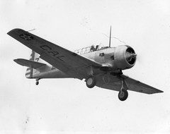AL61A-142 North American BC-1A CA NG 1939 (San Diego Air & Space Museum Archives) Tags: airplane aircraft aviation militaryaviation prattwhitney northamerican naa bc1 northamericanaviation r1340 prattwhitneyr1340 northamericanbc1 pwf1340