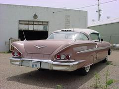1958 Chevrolet Impala Sport Coupe (Hipo 50's Maniac) Tags: chevrolet hardtop sport buddy holly 1958 impala coupe 2door