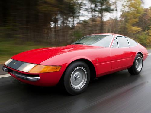 """Ferrari 365 GTB/4 Daytona """"plexiglass"""" (RHD)"""