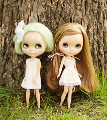 Beatrix and Petaline in rêve de Rui*