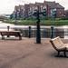 Millennium Milepost 2000 By David Dudgeon - Lagan Towpath