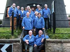 Holgate Windmill committee, September 2016