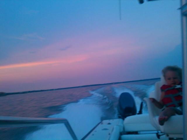 JM boat