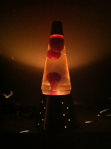 Starlite lava lamp from the 60s