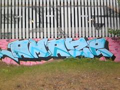 (capitano26) Tags: graffiti traintracks denhaag graffitti steetart amaze bertus amase