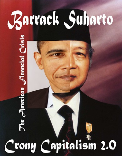 BARRACK SUHARTO by Colonel Flick