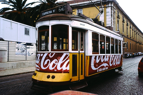 Bonde em Portugal 2001 - 1 by roitberg