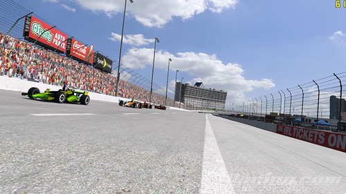 iRacing at Texas Motor Speedway